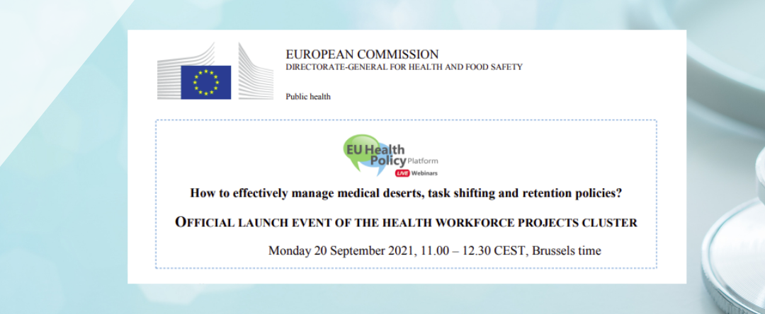 EU's Health Workforce Projects Cluster